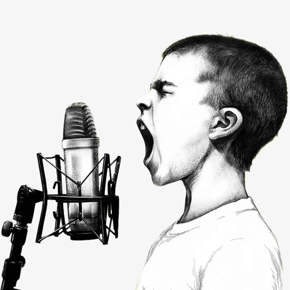 Public Address Announcer Youth
