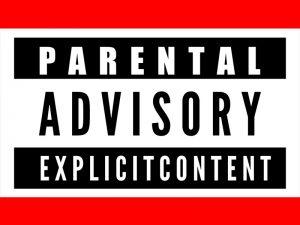Public Address Announcer Explicit Content