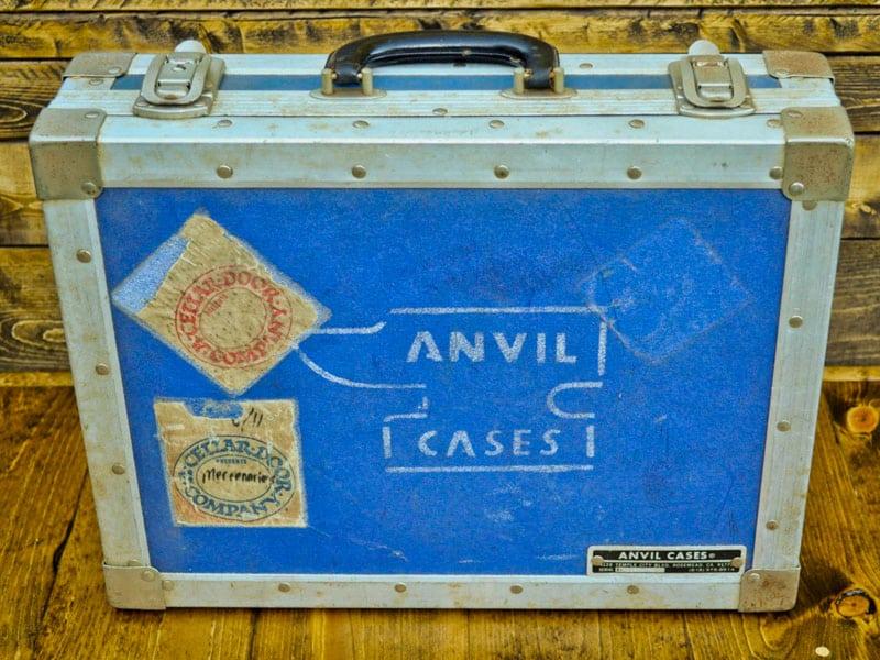 Public Address Announcer Briefcase