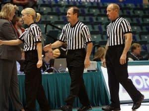 Public Address Announcer Officiating Team