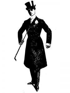 Public Address Announcer Gentleman Aristocrat