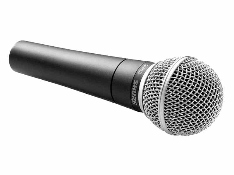 Public Address Announcer Microphone