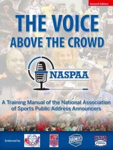 Public Address Announcer NASPAA Book