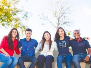 Public Address Announcer College Students