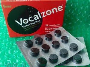 Public Address Announcer Vocalzone Pastilles