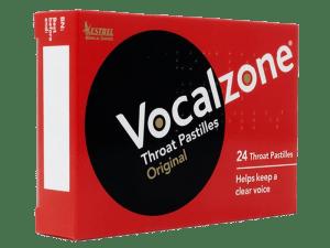 Public Address Announcer Vocalzone
