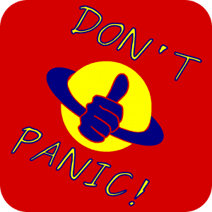 Public Address Announcer Don't Panic