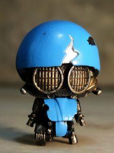 Public Address Announcer Robot