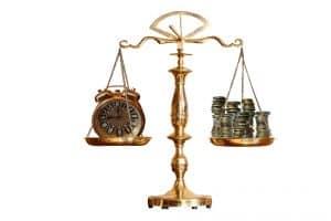Public Address Announcer Justice Time Money