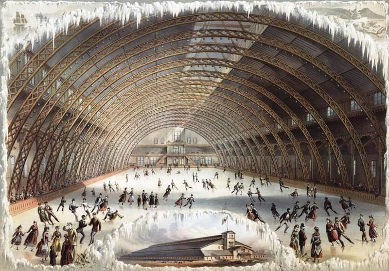 1868 Empire Skating Rink