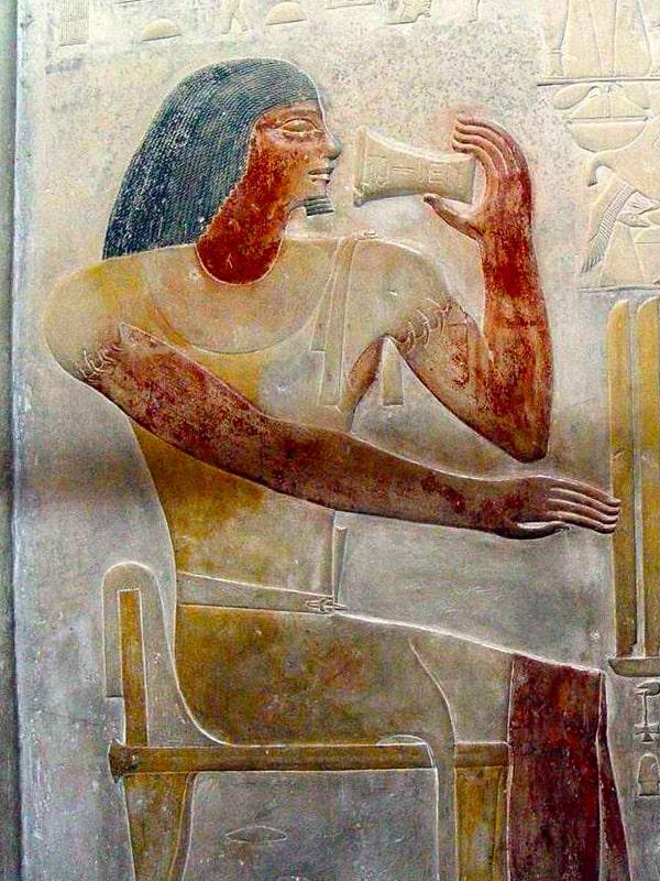 Vizier Ptah-Hotep