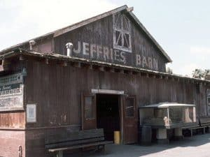 The James Jeffries Red Dairy Barn
