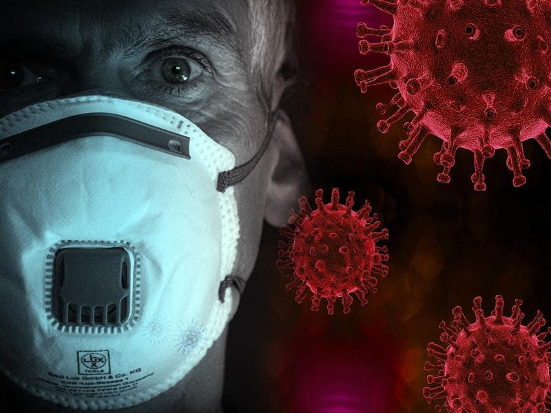 Public Address Announcer Coronavirus COVID-19