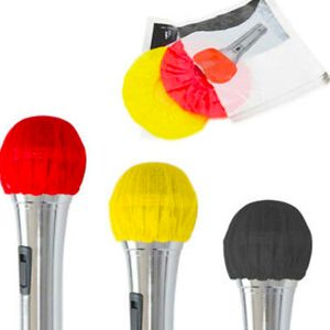 Public Address Announcer Microphone Covers