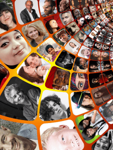 Social Network Faces