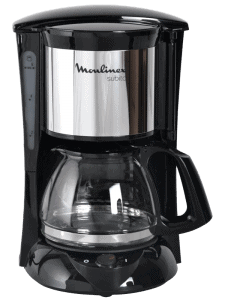 Coffee Machine with Pot and Filter