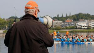 Public Address Announcer Rowing