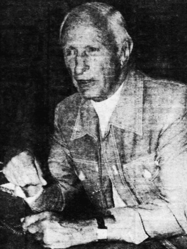 PA Announcer Yankees Sheppard 1979