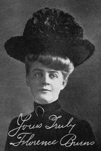 Florence Wallace Burns 1903